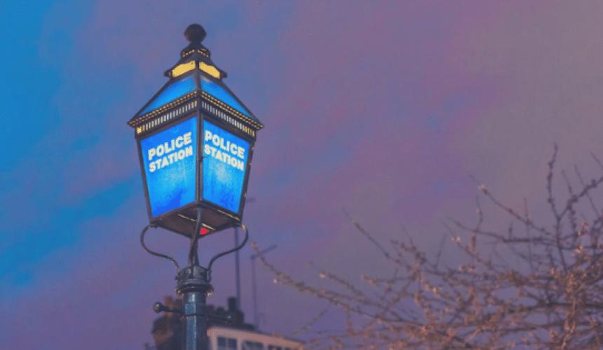 Police Lantern